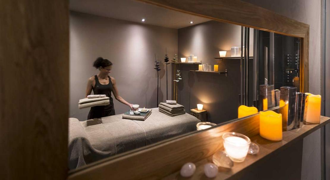 Apartment Le Taos - Spa; Copyright: Credit Studio Bergoend