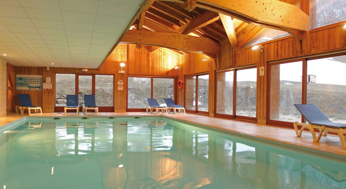 Les Valmonts De Val Cenis Swimming pool
