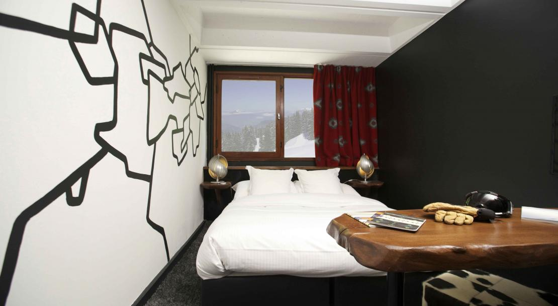 Double Room Terminal Neige Totem Flaine