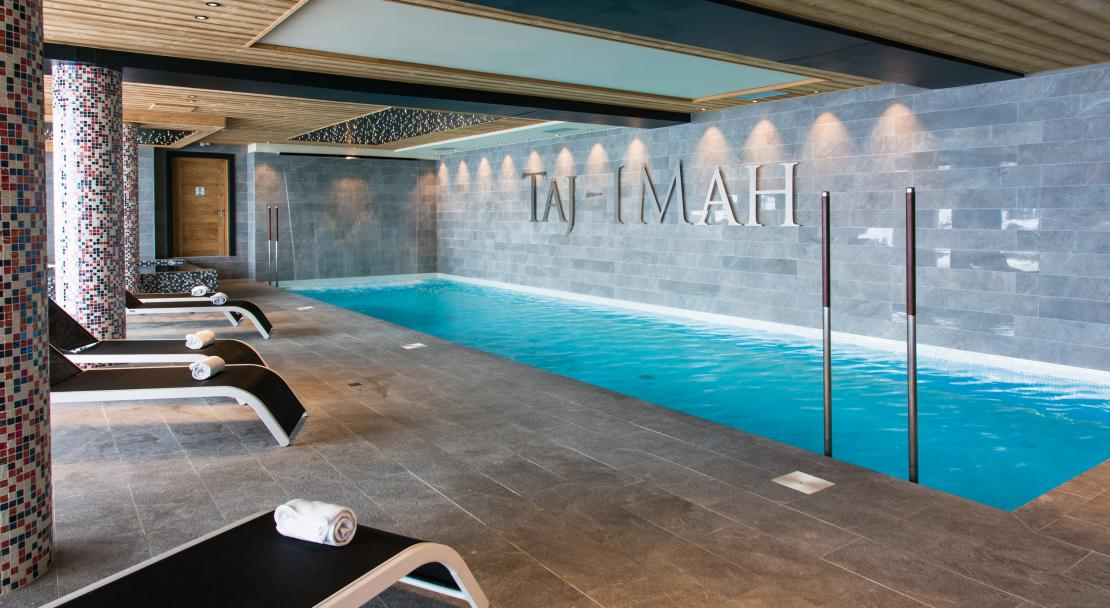 Swimming pool - Taj-I Mah - Les Arcs