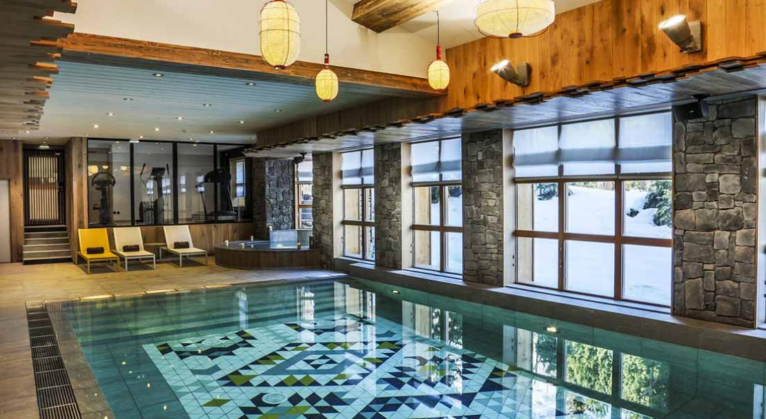 Swimming Pool - Le Yule - Val d'Isere
