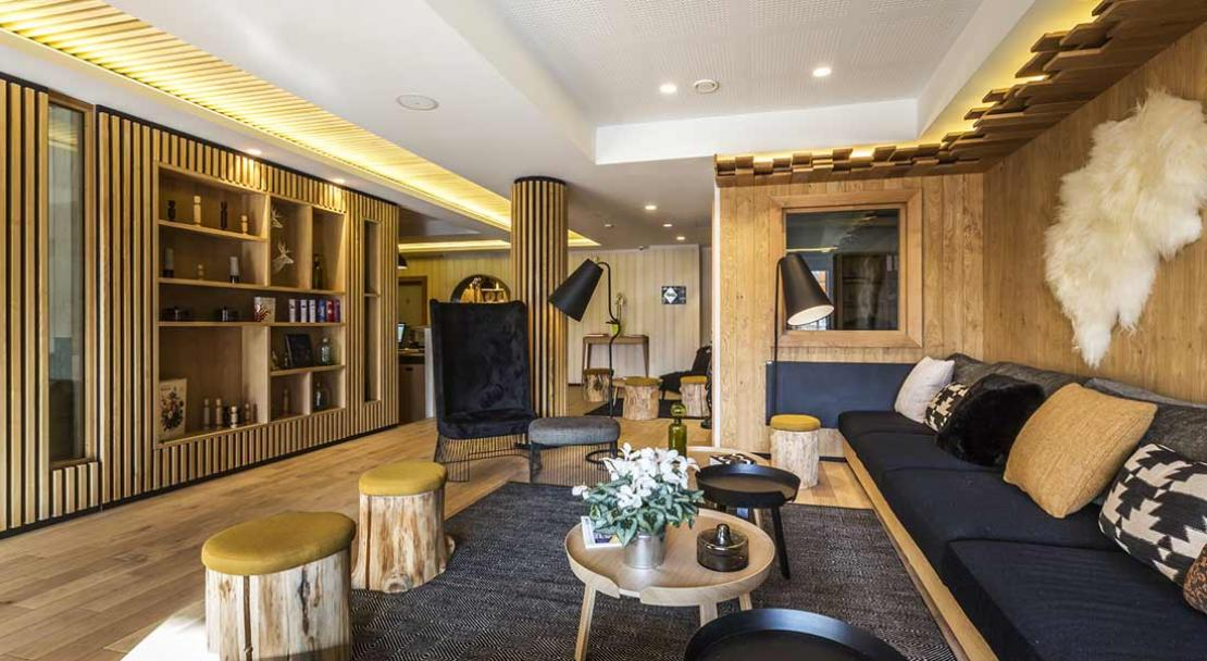 Hotel le yule val d 39 isere powderbeds for Hotels val d isere