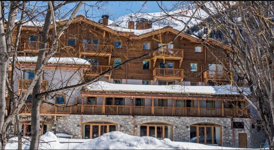 chalet skadi outside val d isere