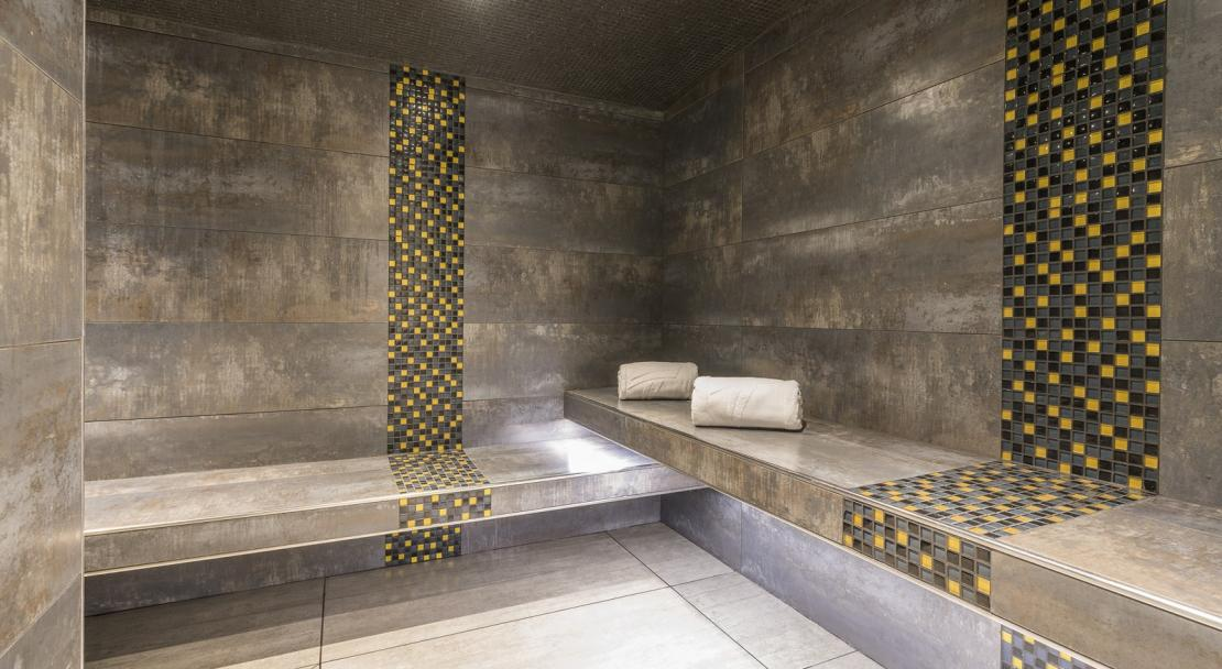 Hammam at Hotel le Tremplin Meribel; Copyright: Hotel le Tremplin Meribel