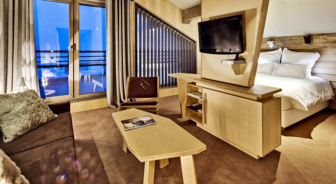 Altapura Val Thorens - Junior Suite