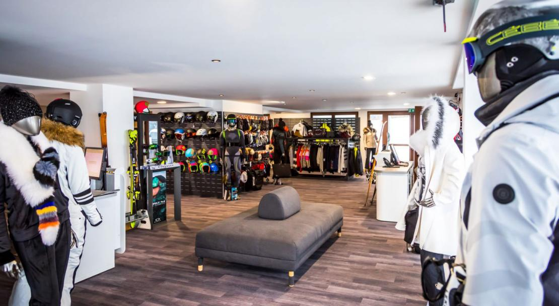 Ski Shop; Copyright: Daria-I Nor