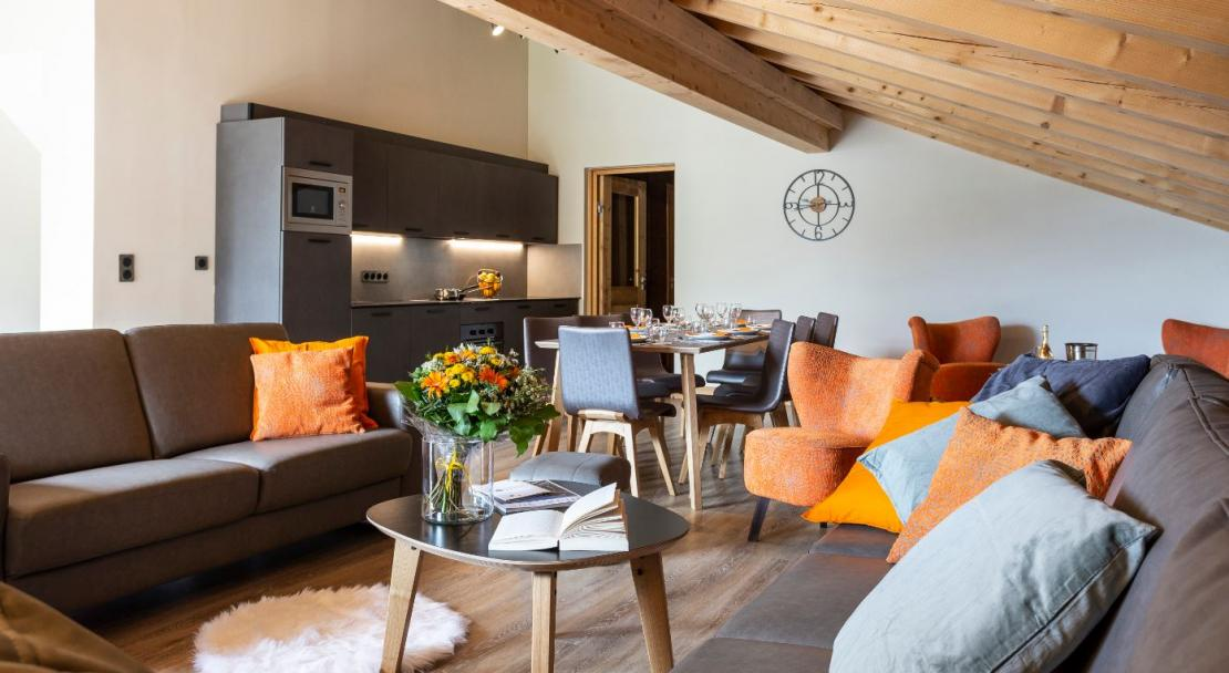 Residence Daria-I Nor large lounge; Copyright: Chalet des Neiges