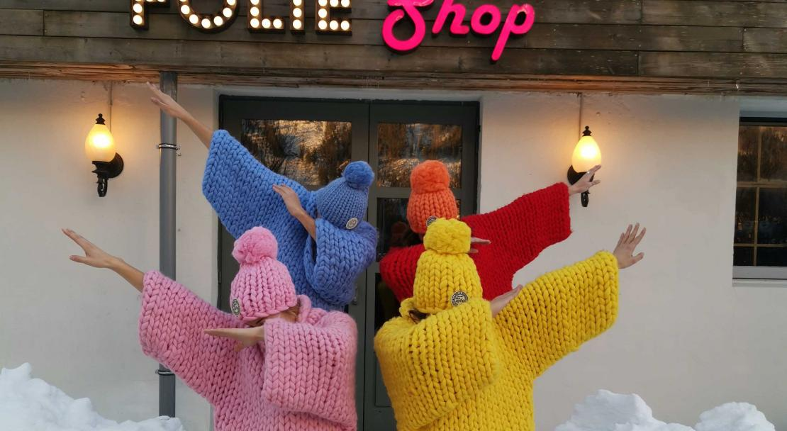 La Folie Douce Hotel Shop; Copyright: La Folie Douce