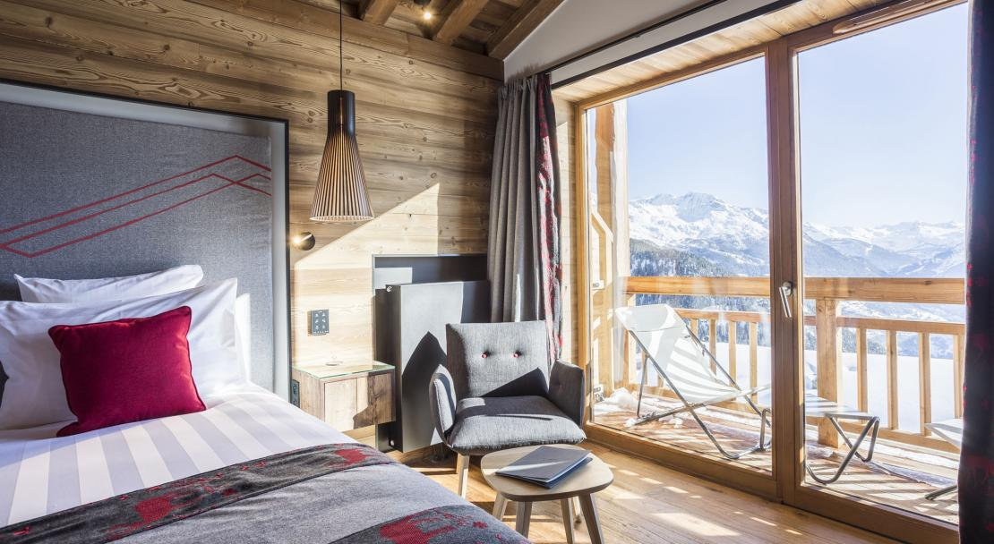 Alparena Superior room; Copyright: Les Balcons