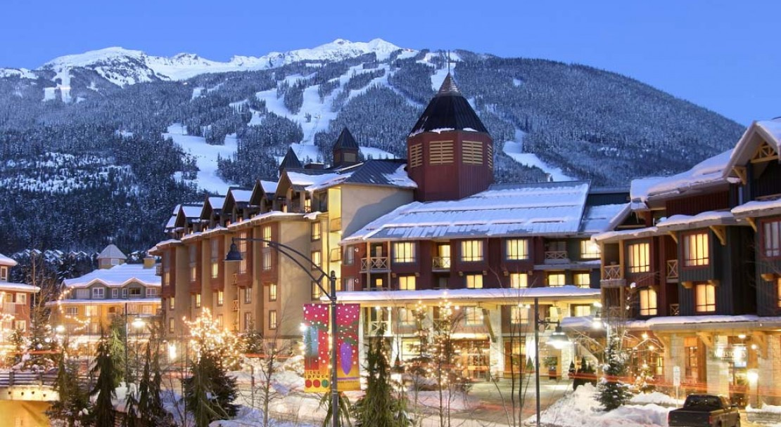 Whistler Delta Village Suites Hotel