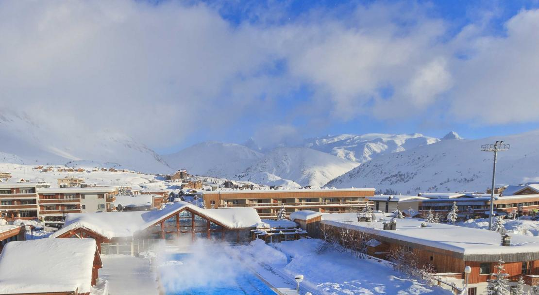 Alpe d'Huez Swimming Pool