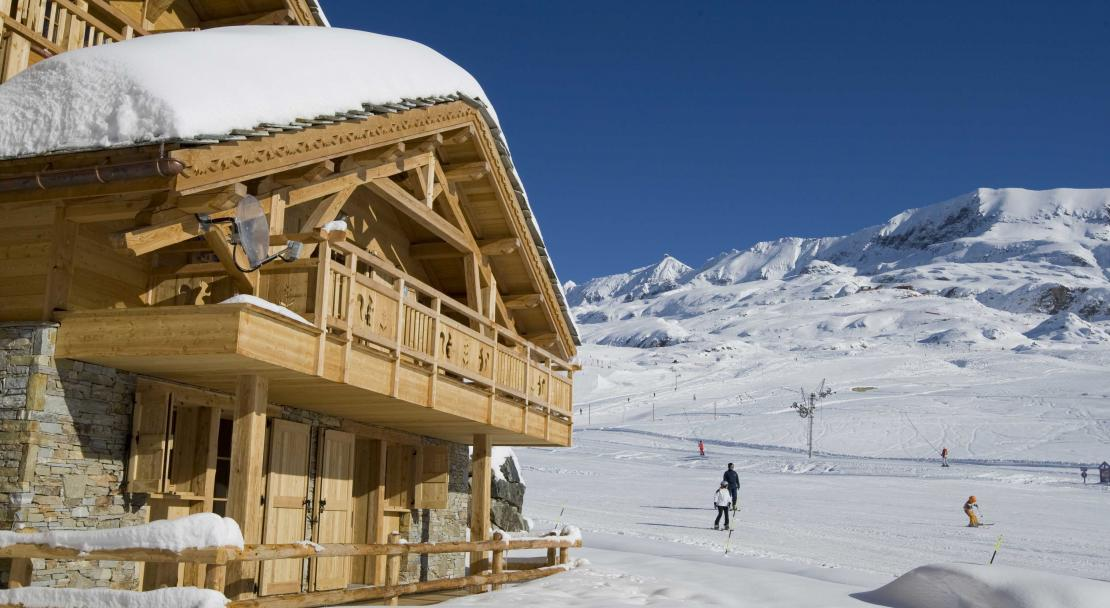 Ski in Ski out accommodation in Alpe d'Huez