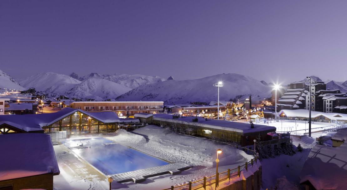 Swimming Pool in Alpe d'Huez