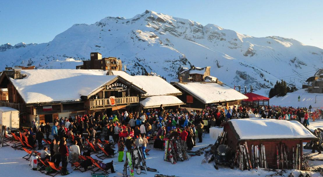 Apres Ski Bar, Avoriaz, France