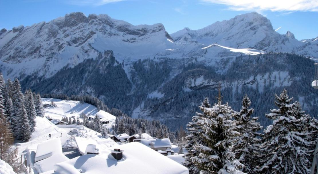 Accommodation in Villars