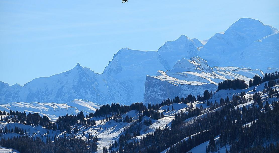 Parapenting, Les Gets, France