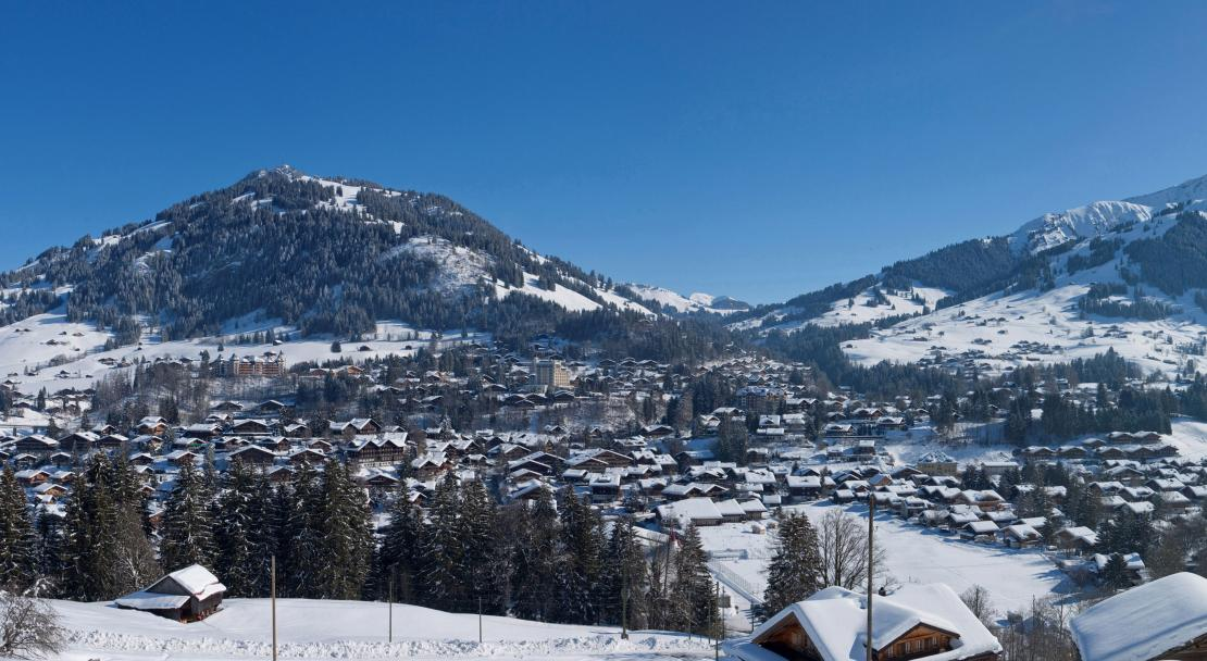 Town of Gstaad