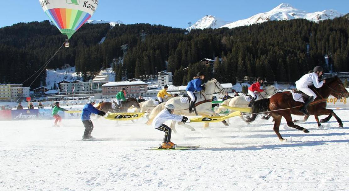 Other activities in Arosa; Copyright: Arosa Tourist Office