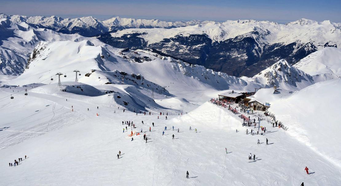 La Plagne, France; Copyright: Philippe Royer
