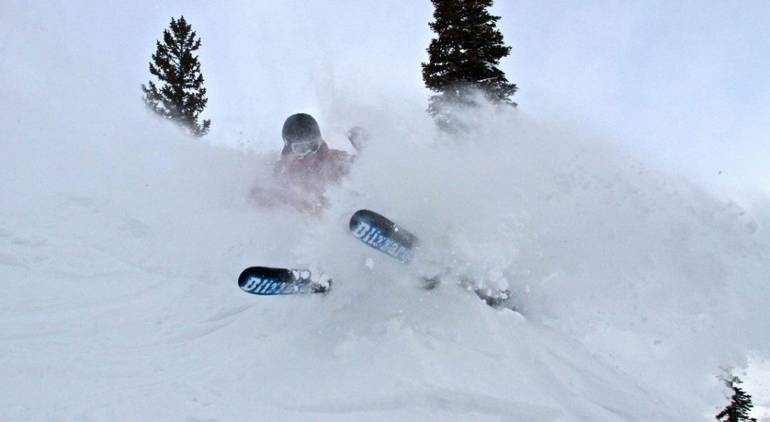 Crested Butte Powder Day