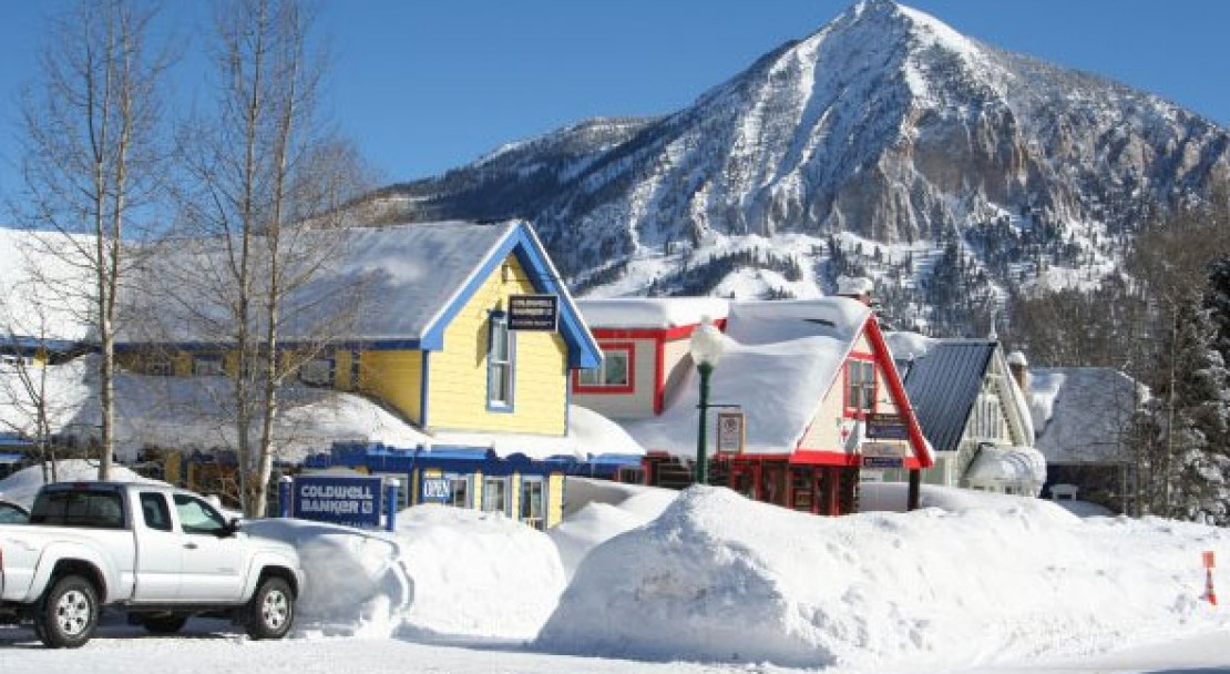 Main Street Crested Butte