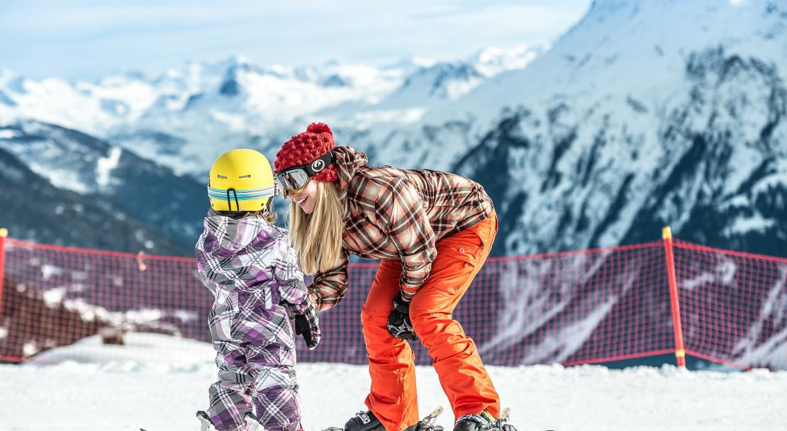 Child friendly La Rosiere©Propaganda