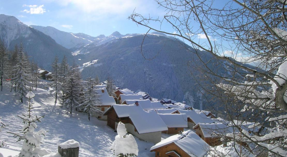 Accommodation in Peisey Vallandry