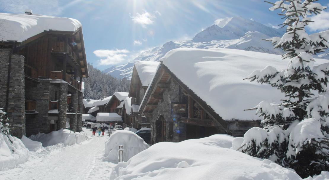 Sainte Foy, France, Anne Marmottan
