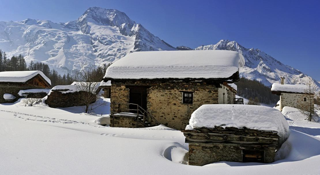 St Foy - Mountain View; Copyright: Office de tourisme de Sainte Foy Tarentaise