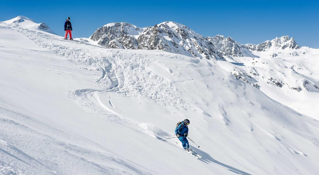 Tignes, France, Andy Parant; Copyright: Andy Parant