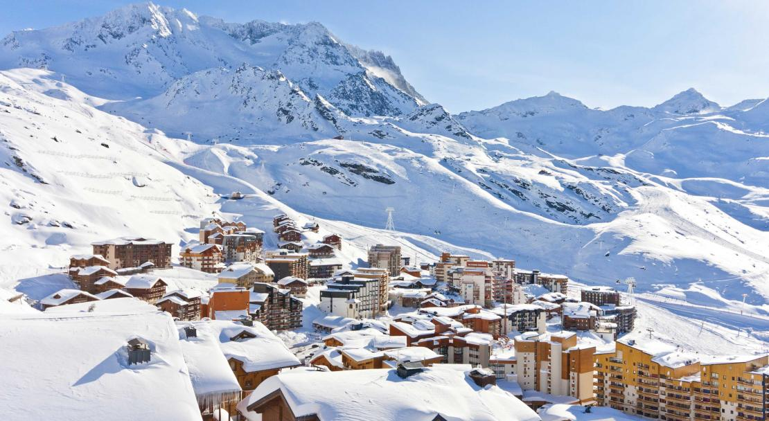 Val Thorens Village, France