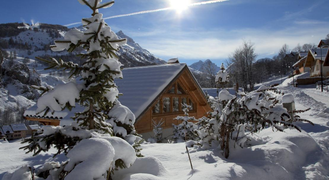 Accommodation in Valloire