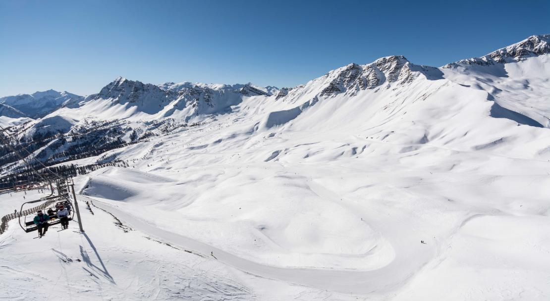 Vars Chairlift; Copyright: Remi Morel