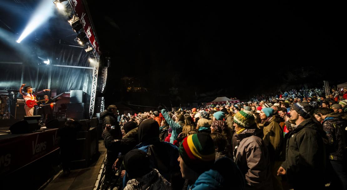 Concert in Vars; Copyright: Remi Morel