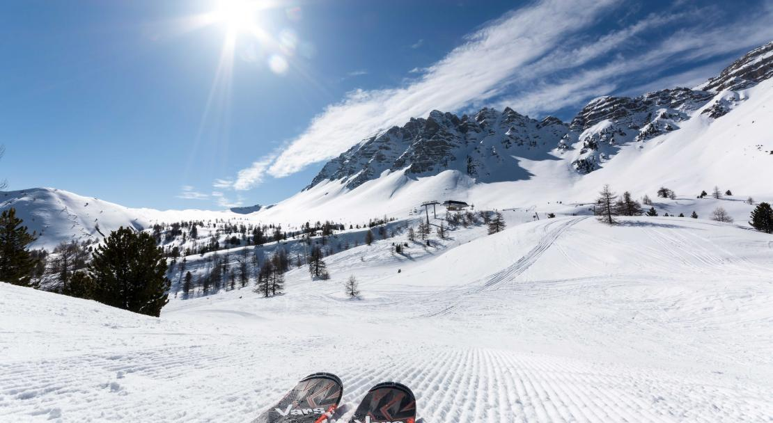 Vars Skiing; Copyright: Remi Morel