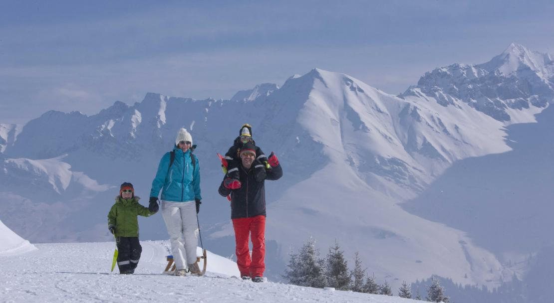 Family friendly Adelboden