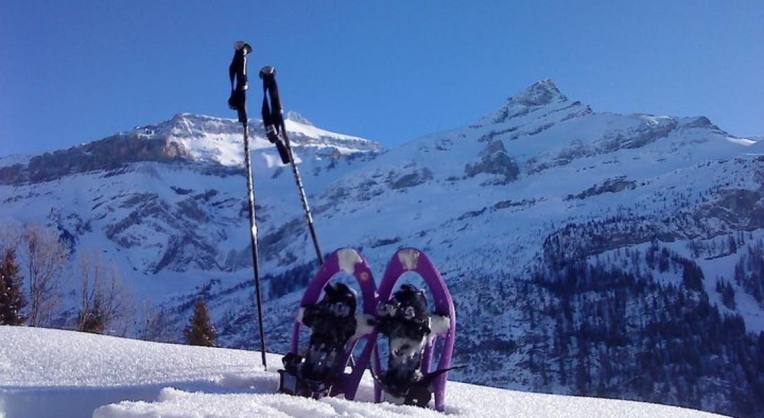 Equipment - Les Diablerets; Copyright: Les Diablerets Tourist Office