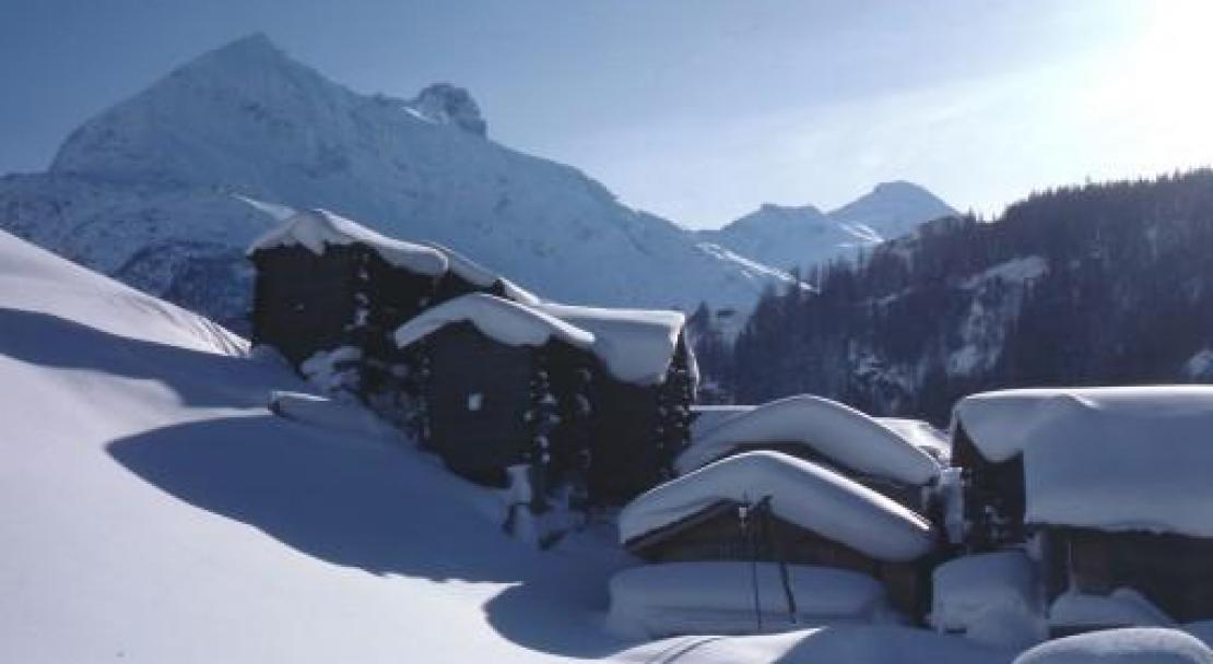 Accommodation in Saas Fee