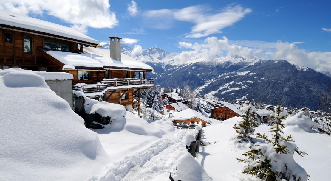 Accommodation in Verbier