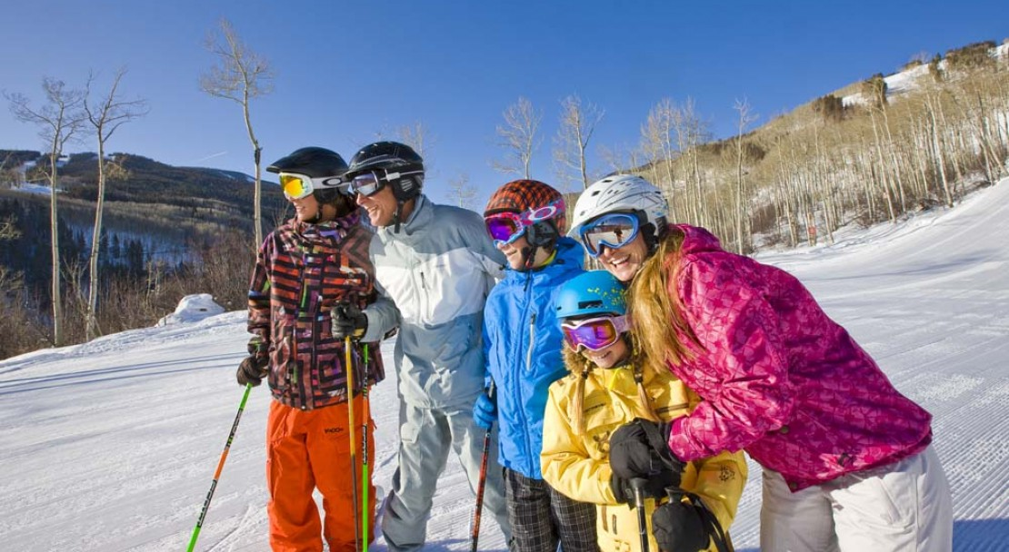 Beaver Creek Ski Resort family Ski Holiday