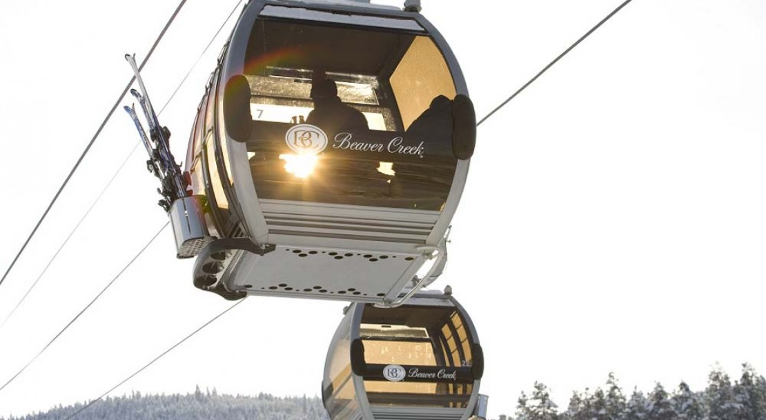 Beaver Creek Ski Resort Gondolas