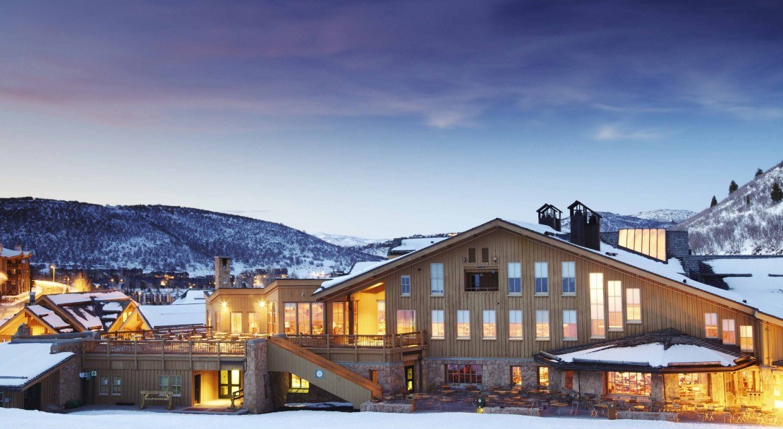Deer Valley Ski Holiday Day Lodge