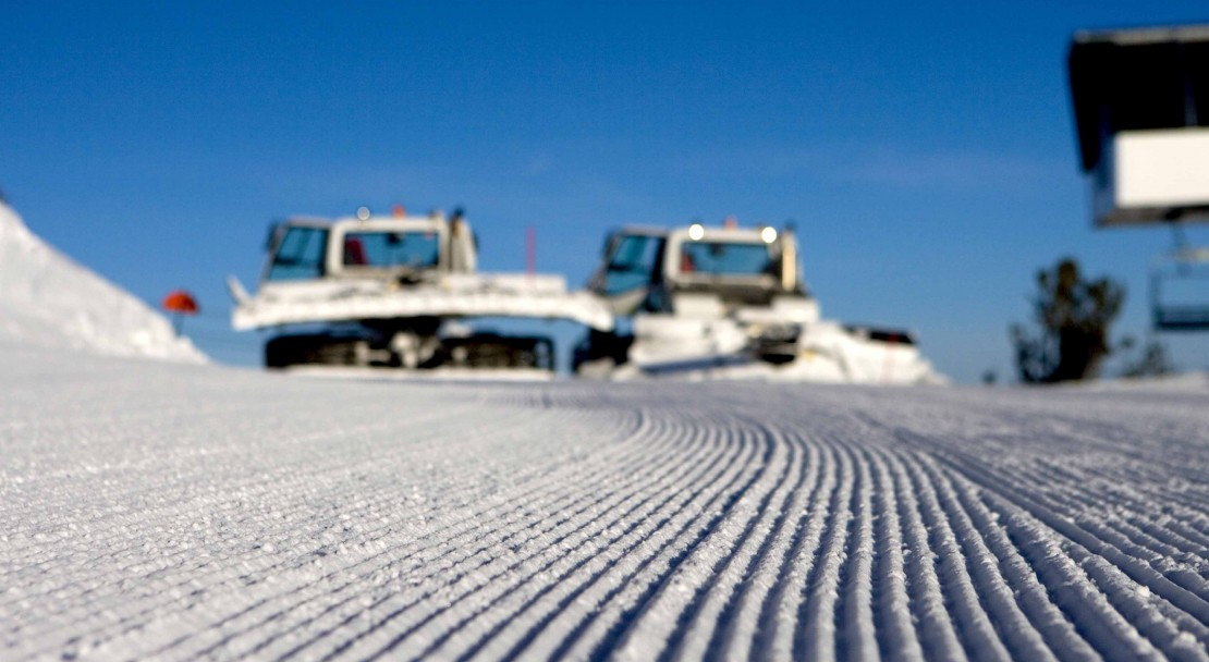 Deer Valley Ski Holiday Groomers
