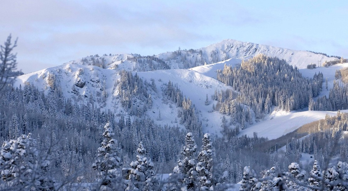 Deer Valley Ski Holiday Superb Scenery
