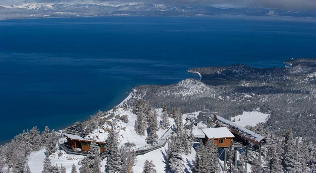 Heavenly Ski Holiday view Lake Tahoe