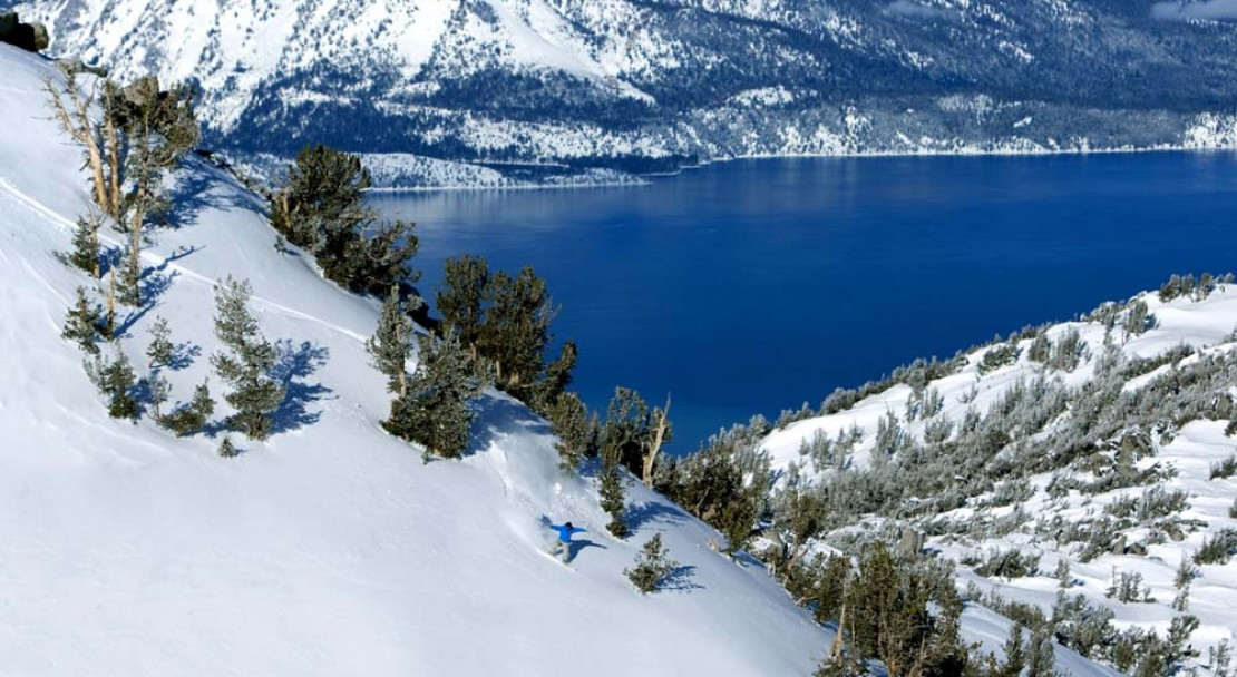 Heavenly Ski Holiday by Lake Tahoe
