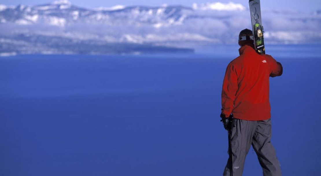 Heavenly Ski Holiday views of Lake Tahoe