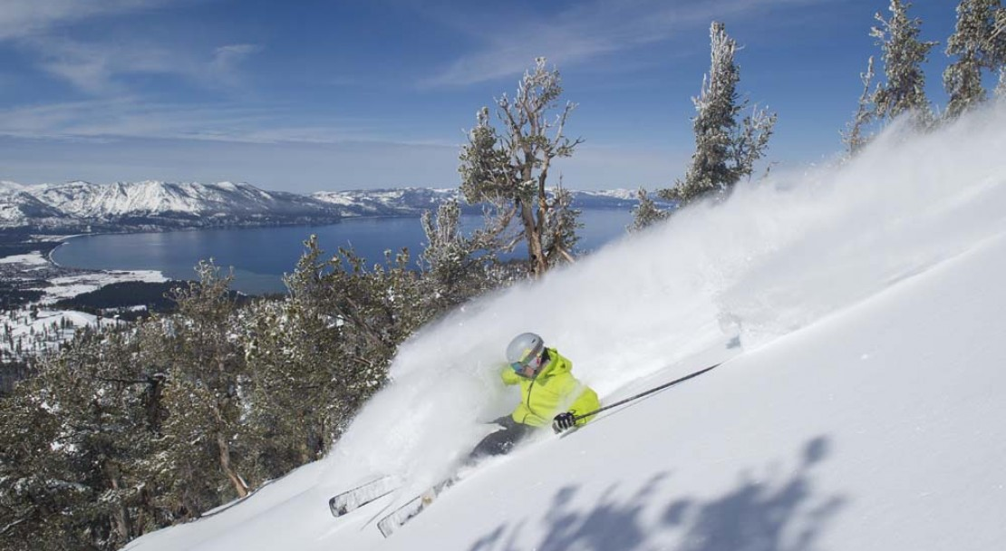 Heavenly Ski Holiday Lake Tahoe