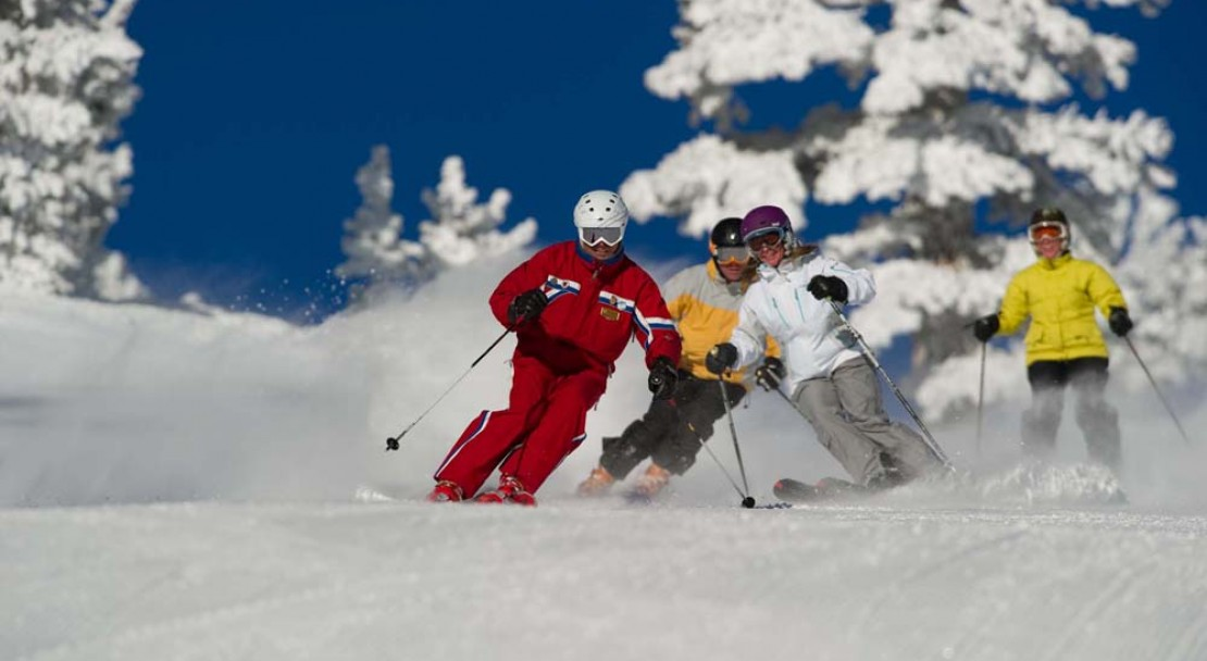 Heavenly Ski Holiday Ski School