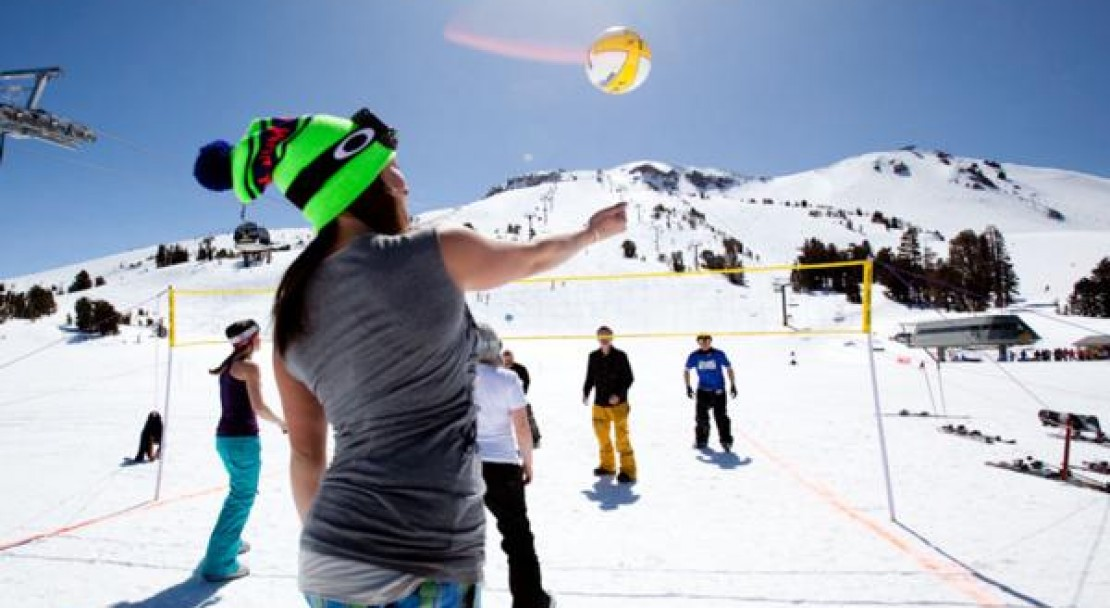 Enjoy the Californian sun during your stay at Mammoth